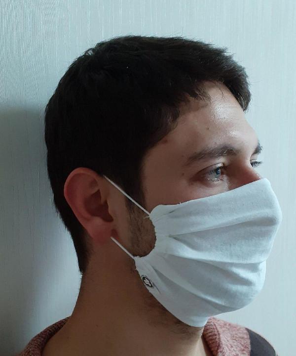 Mehrweg – Behelfs – Mund – Nasenmaske