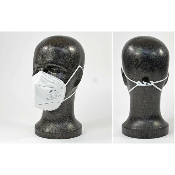 FFP2 Atemschutzmaske faltbar
